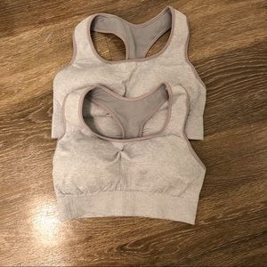 Two champion sports bras, never worn